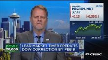 Frothy market 'overdue for a correction,' this analyst says