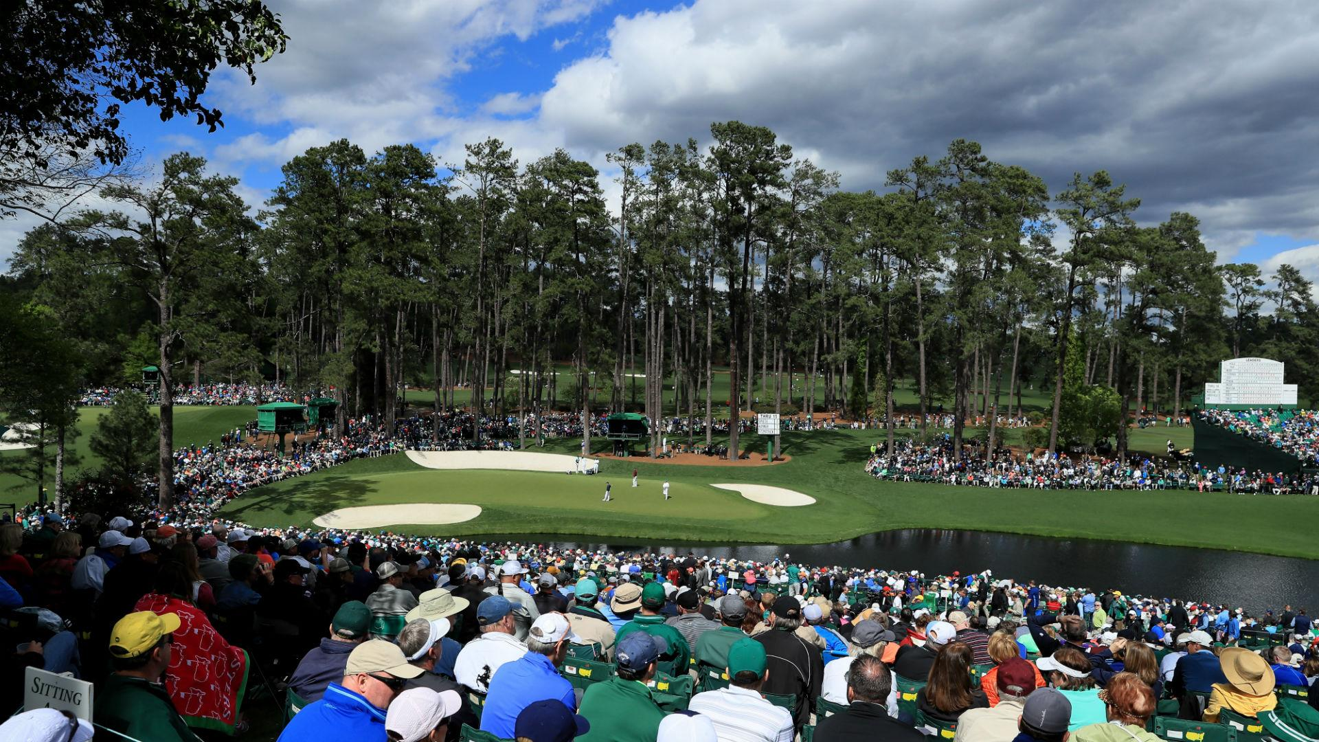 Masters 2018: Highlights from Round 3