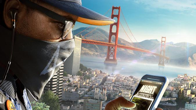 Hacker's unofficial 'Watch Dogs 2' app is incredibly appropriate