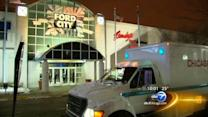 Dozens arrested after fight outside Ford City Mall