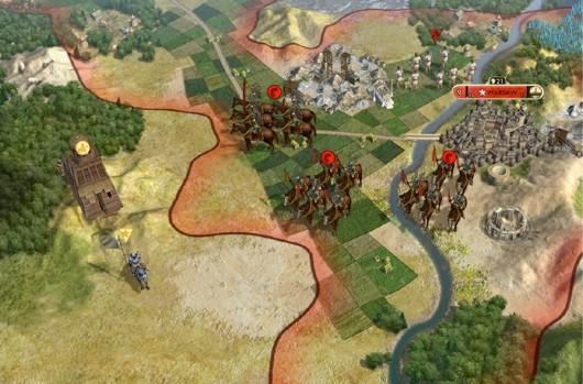 Civilization 5: Brave New World enacts policies and ideologies
