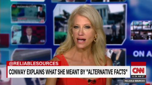 Conway (CNN)