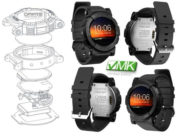 Omate's smartwatch is the first to be assembled in Africa