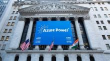 Azure Power Raises over ~US$ 400 Million Since Fiscal First Quarter