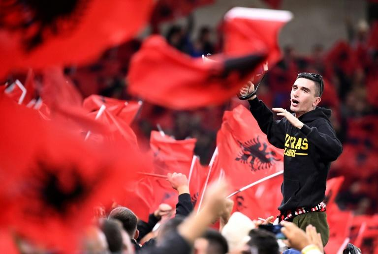 La Marseillaise booed in Albania after French gaffe