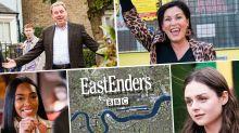 Next week on 'EastEnders': Frankie runs Nancy over in car accident, plus Harry Redknapp cameo details revealed (spoilers)