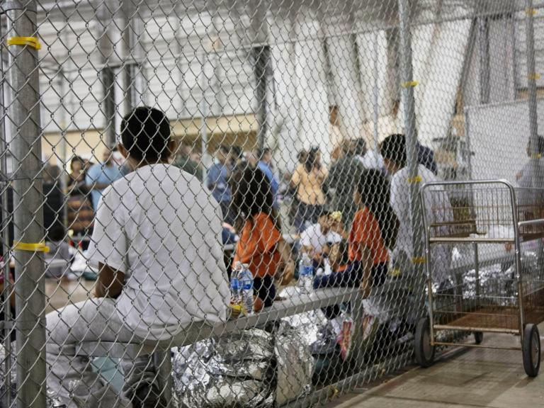 US border crisis: ICE officials force-feeding immigrants on hunger strike in Texas detention centre