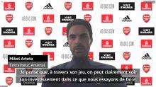 Arsenal - Arteta espère garder Mustafi