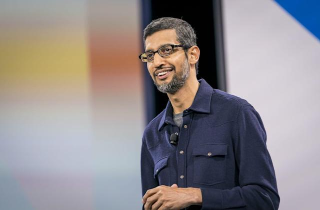Google CEO to attend White House meeting on social media