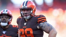 Browns cut four to drop to 80 players