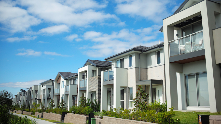 Why townhouses the future of Australian property