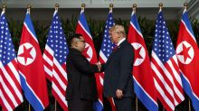Trump says next summit with North Korea's Kim has been set