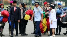 Jokowi Bertemu Pimpinan TNI AL dan AU, Bahas Nama Wakil Panglima?
