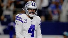 Dak Prescott leads Cowboys past Giants