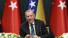 Turkish lira crashes after Erdogan sacks central bank chief