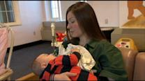 Babies Raised in Prison May Benefit Inmate Moms