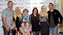 Jessica Simpson Has a Family Reunion in Texas for Granny's 85th Birthday