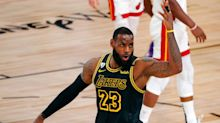 Lakers-Duo brilliert bei Sieg - aber James motzt trotzdem