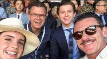 Avengers assemble for Wimbledon Men's Singles Final