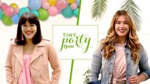 Evite Sees Big Trend in Tiny Parties, Unveils 1st Tiny Party Challenge