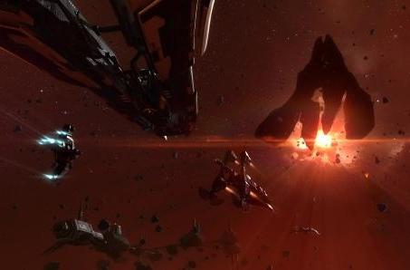 EVE Online patches in Proteus