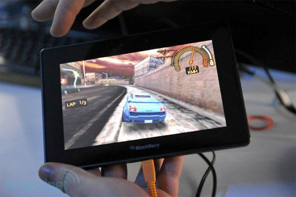 BlackBerry PlayBook will run Android apps by 'late fall,' later than expected