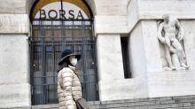 Borsa Milano positiva in avvio, strappa Atlantia, giu' Autogrill, Mps