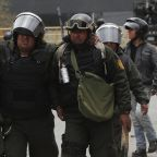 Clashes rock Bolivia amid power void left by Morales ouster