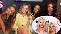 "Little Mix Diss Britney Spears & Iggy Azalea's ""Pretty Girls"" Song?"