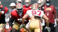 Trent Williams: Nick Bosa even better than I thought