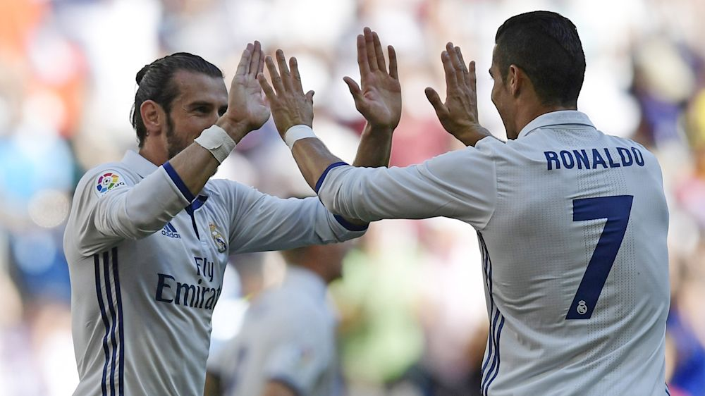 """Gareth Bale: Zukunft von Cristiano Ronaldo? """"Keine Ahnung"""""""