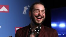 Plane Carrying Rapper Post Malone Has Emergency Landing After Losing Tires
