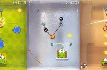 Cut the Rope debuts on Android, free for one week