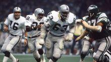 Raiders' draft history picking at No. 17