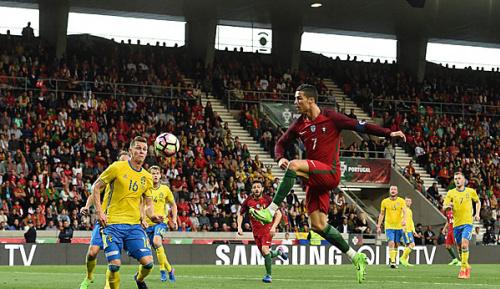 International: 71 Treffer! Ronaldo zieht mit Klose gleich