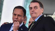 Briga sobre vacina favorece Bolsonaro e Doria e antecipa cenário eleitoral de 2022