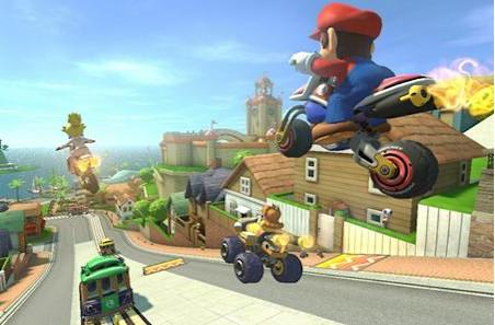 Mario Kart 8 starts its engines on Wii U this May