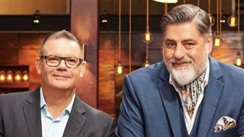Two MasterChef judges 'joining new show on Seven'