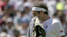 Federer loses his initials, still wins at Wimbledon