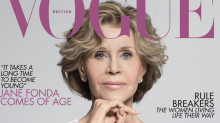 Jane Fonda covers British Vogue at age 81: 'What a woman!'