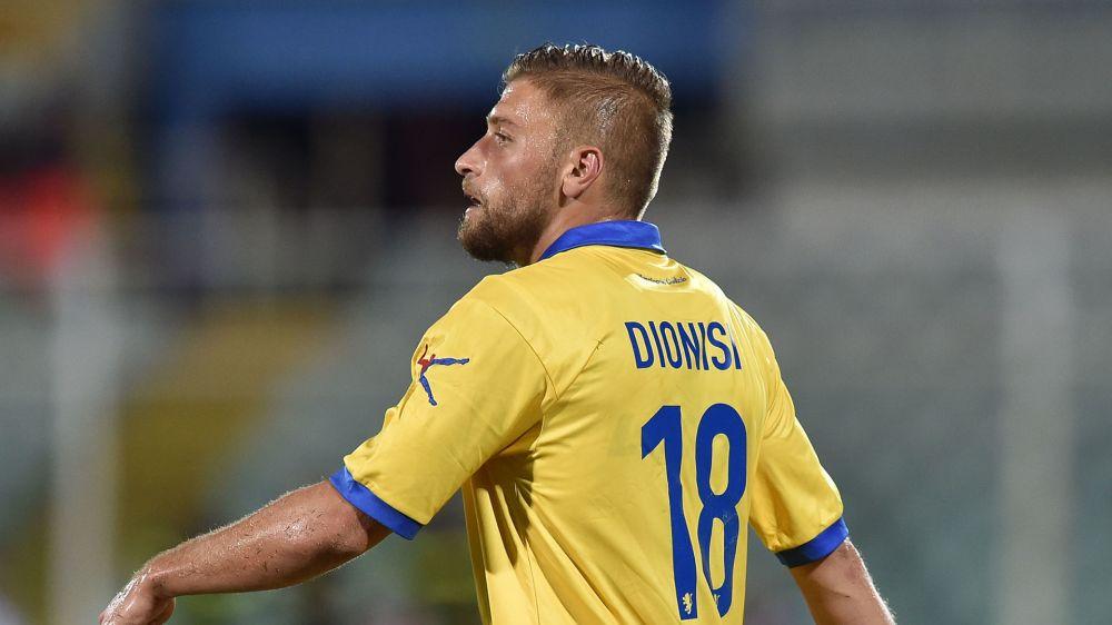 Calciomercato Benevento, per l'attacco c'è anche Dionisi