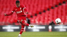 Jurgen Klopp says he wants what is best for Rhian Brewster, wherever that may be