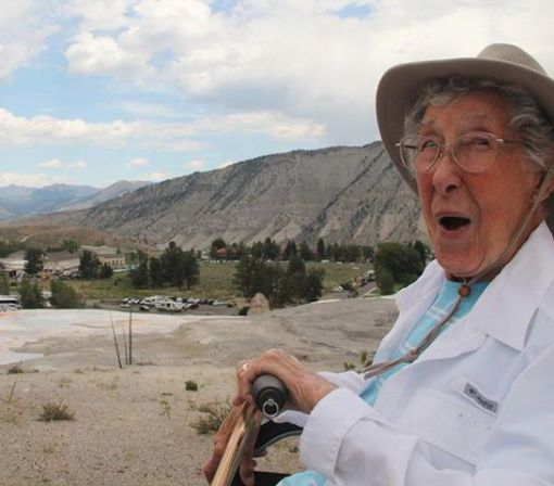 Road-tripping 91-year-old dies of cancer after year-long adventure