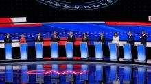 Are too many Dems running for president?