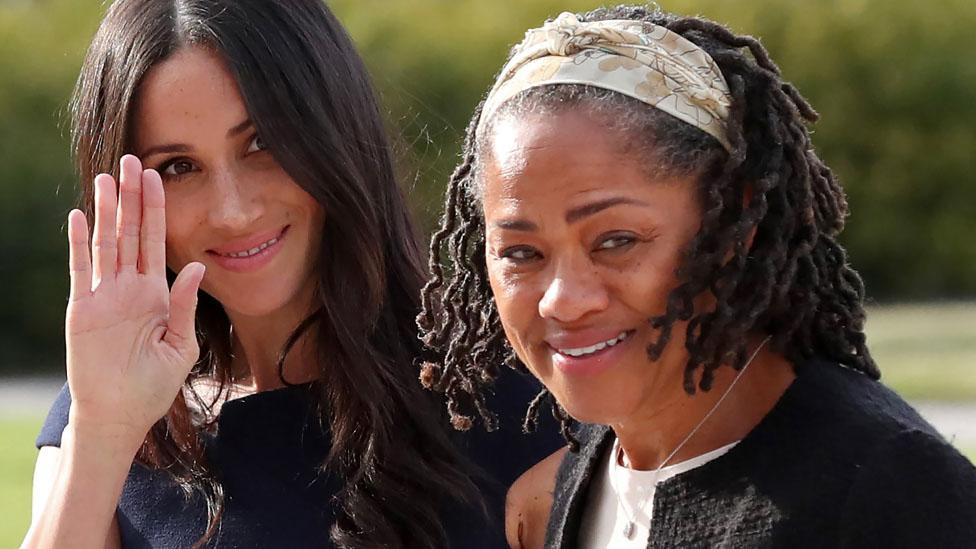 Everything you need to know about Doria Ragland