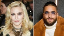 Madonna Drops Spanglish Maluma Collab 'Medellín' — Her First New Single in Four Years