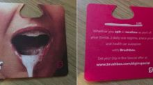 'Sexist' and suggestive gift given to female university starters