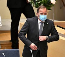 Sweden's government topples as prime minister loses no-confidence vote