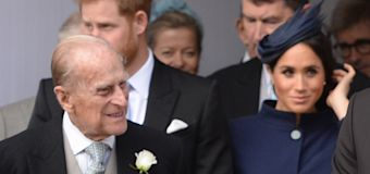 Meghan Markle pays tribute to Prince Philip