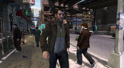 GTAIV multiplayer details invoke feelings of friendship